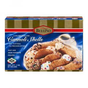 Bellino Cannoli Shells