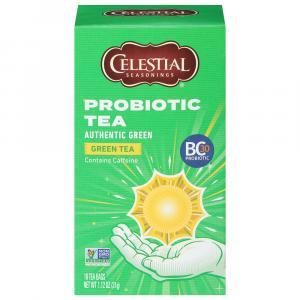 Celestial Seasonings Probiotics Green Tea