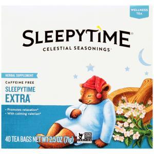 Celestial Seasonings Sleepytime Herbal Supplement Tea Bags