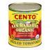 Cento San Marzano Organic Certified Peeled Tomatoes