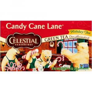 Celestial Seasonings Candy Cane Lane Tea Bags