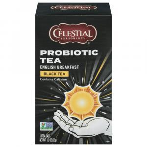 Celestial Seasonings English Breakfast Black Tea