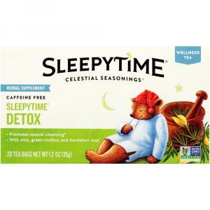 Celestial Seasonings Sleepytime Detox Wellness Tea