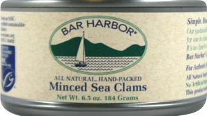 Bar Harbor Minced Clams