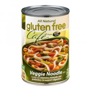 Healthy Valley Gluten Free Cafe Veggie Noodle Soup