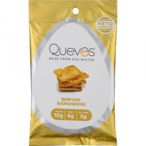 Quevos Made From Egg Whites Chips Quevos Rancheros