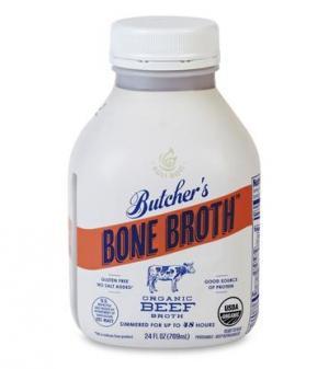 Butcher's Organic Beef Bone Broth