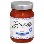 Brenn's Hot Salsa