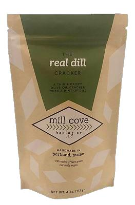 Mill Cove Baking Co. The Real Dill Cracker