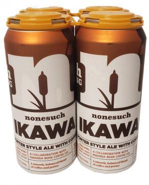 Nonesuch River Brewing Solstice Wheat Ale