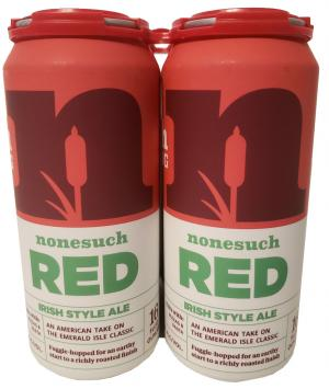 Nonesuch River Brewing Red Ale