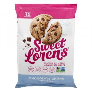 Sweet Loren's Gluten Free Chocolate Chunk Cookie