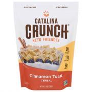 Catalina Crunch Cinnamon Toast Keto Friendly Cereal