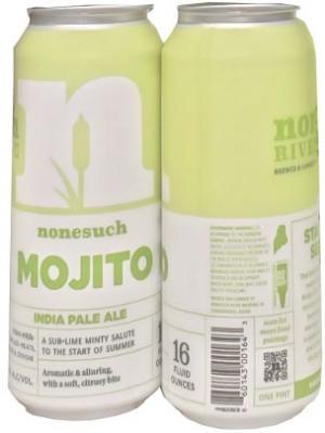 Nonesuch River Brewing Mojito IPA