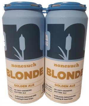 Nonesuch River Brewing Blonde Ale
