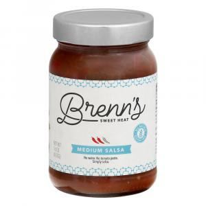Brenn's Medium Salsa