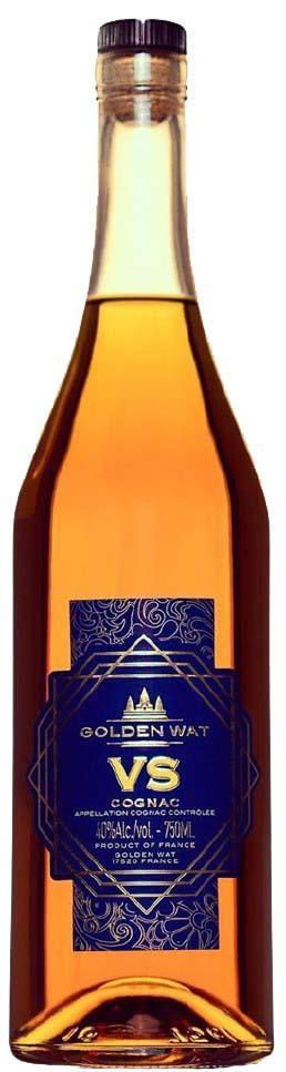 Golden Wat VS Cognac