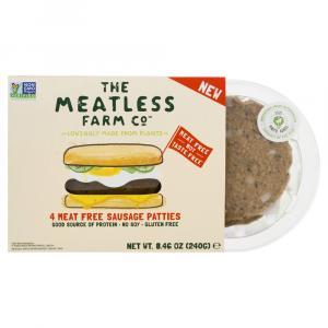 Meatless Farm Plant-Based Breakfast Patties
