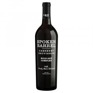 Spoken Barrel Cabernet Sauvignon Wine