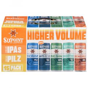 Sixpoint Brewery Variety Pack