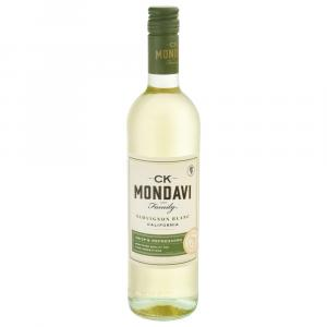 CK Mondavi Sauvingnon Blanc