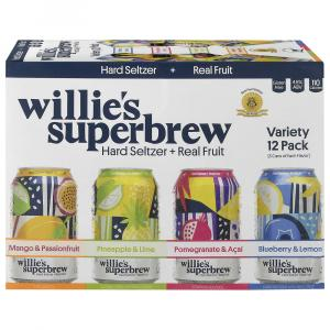 Willie's Superbrew Variety Pack