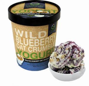 Gifford's Wild Blueberry Oat Crumble Yogurt
