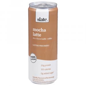 Slate Espresso Chocolate Milk