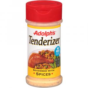 Adolph's Seasoned Meat Tenderizer