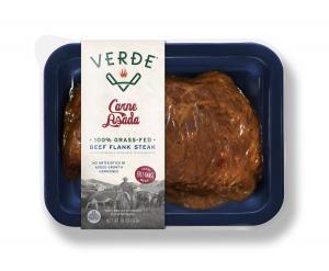 Verde Farms Grass Fed Carne Asada Flank Steak