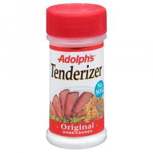 Adolph's Unseasoned Meat Tenderizer