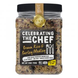 Celebrating the Chef Brown Rice & Barley Medley