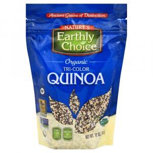 Nature's Earthy Choice Organic Tri Color Quinoa