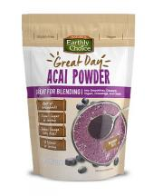 Nature's Earthly Choice Great Day Acai Powder