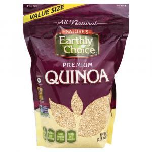 Nature's Earthly Choice Premium Quinoa