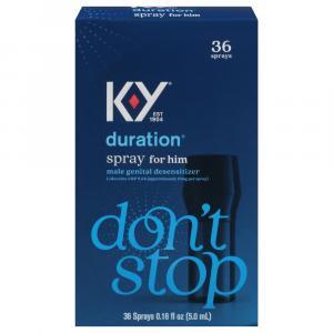 KY Duration Spray for Men