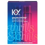 K-Y Yours + Mine
