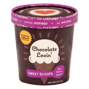 Sweet Scoops Dutch Chocolate Chip Ice Cream