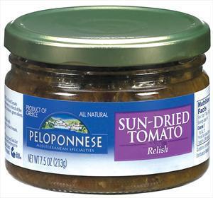 Peloponnese Sundried Tomato Relish