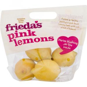 Pink Lemons Bag