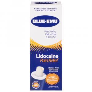 Blue-Emu Lidocaine Cream