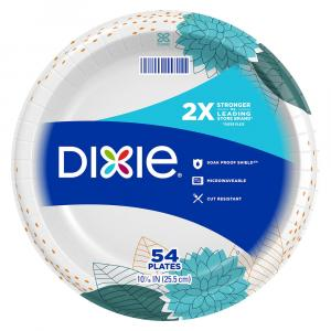 "Dixie Everyday 10 1/16"" Plates"