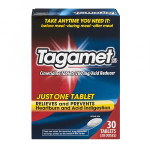 Tagamet HB 200 Mg Tablets