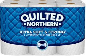 Quilted Northern Ultra Plush Double Rolls Bonus