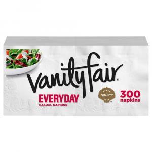 Vanity Fair Everyday 2-ply Napkins