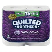 Quilted Northern Ultra Plush Mega Roll Bath Tissue