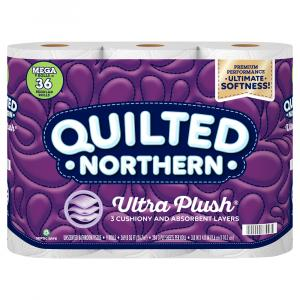 Quilted Northern Ultra Plush Mega Rolls