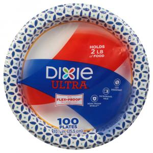 "Dixie Ultra 10 1/16"" Plates"
