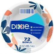 Dixie Everyday 10 Ounce Bowls