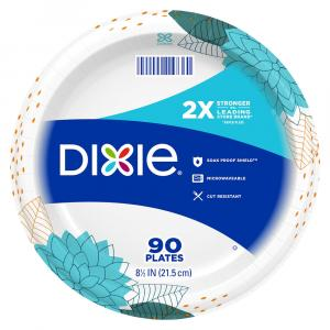 "Dixie Everyday 8 1/2"" Plates"